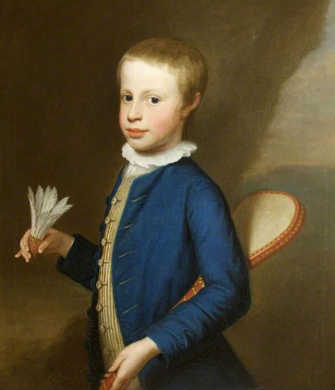 Henry Stawell Bilson-Legge (1757–1820), Later 2nd Lord Stawell, as a Boy