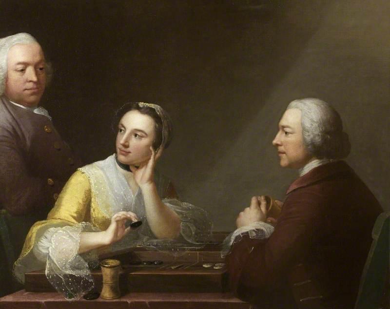 The Backgammon Trio