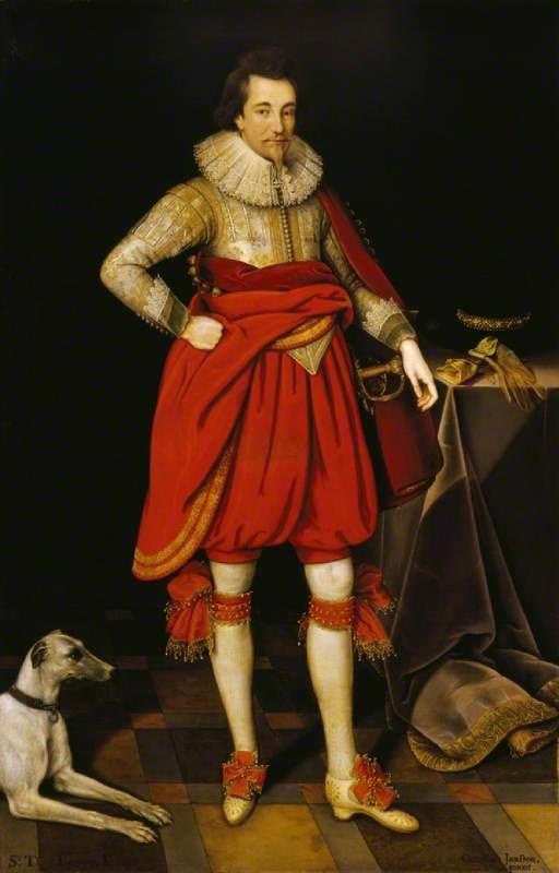 Sir Thomas Parker of Ratton (1594/1595–1663)