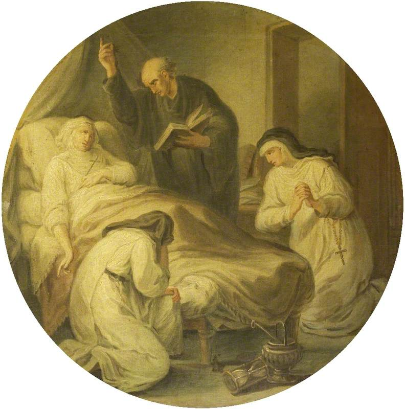 The Death of Héloïse