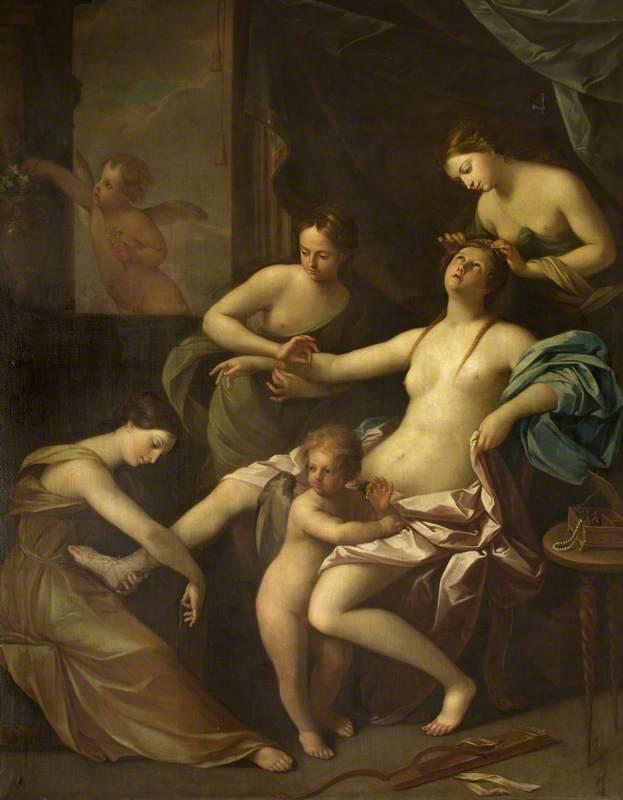 The Toilet of Venus