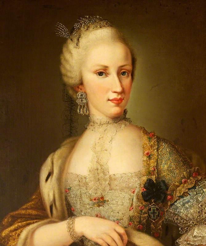 Empress Maria Luisa (1745–1792), Grand Duchess of Tuscany and Empress of Austria