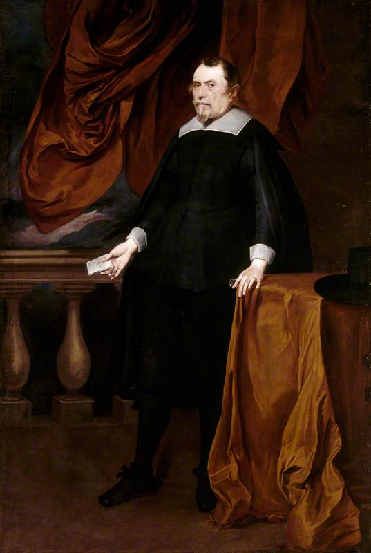 Portrait of a Genoese Gentleman