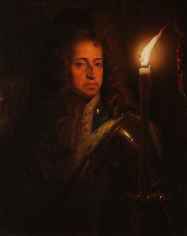 William III (1650–1702), by Candlelight