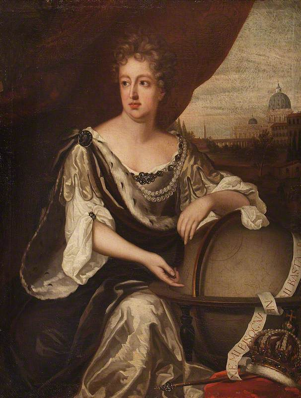 Queen Christina of Sweden (1626–1689), in Rome