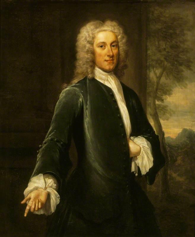 Thomas Hill (formerly Harwood) (1693–1782)