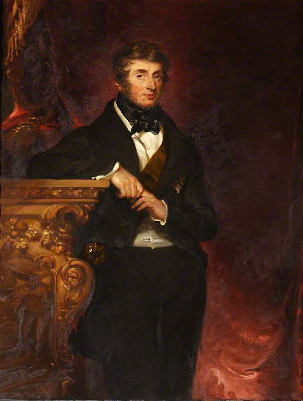 Charles Brudenell-Bruce (1773–1856), 2nd Earl & 1st Marquess of Ailesbury