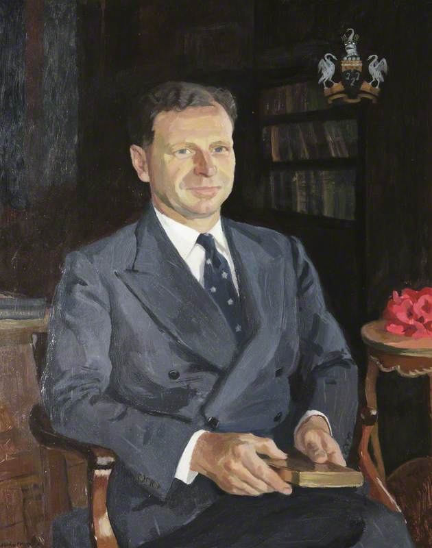 Sir Frederick Lee Cawley (1913–2001), 3rd Baron Cawley
