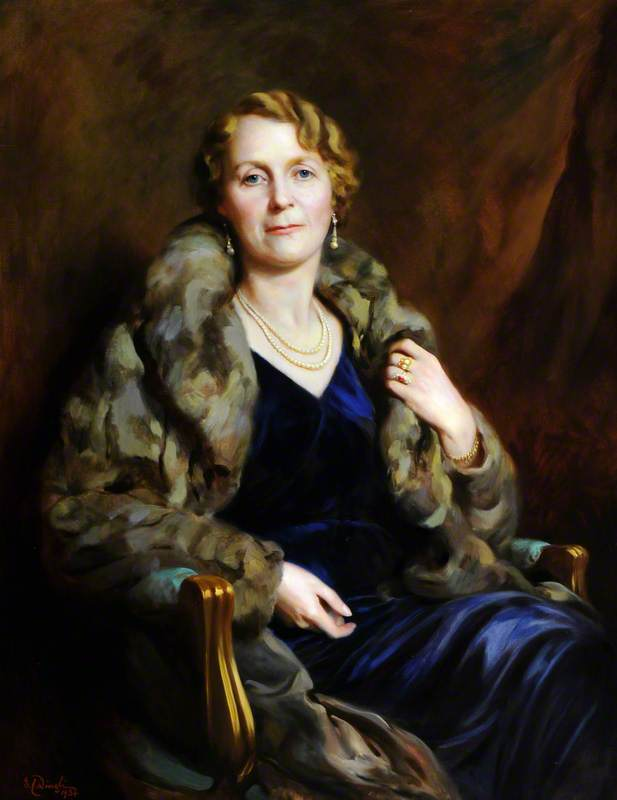 Mary Christina Hornyold-Strickland (1896–1970), CBE