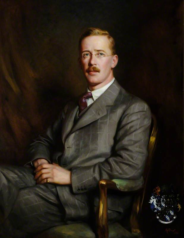 Henry Hornyold-Strickland (1890–1975)