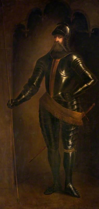 Prince Edward (1330–1375), Prince of Wales, 'The Black Prince'