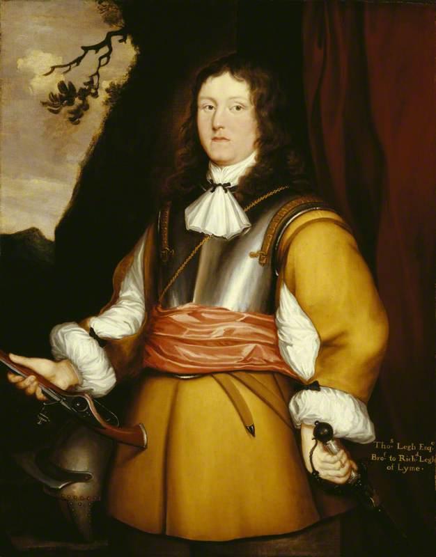 Thomas Legh (1636–1697)