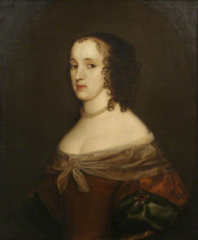 Jane Lane (d.1689), Later Lady Fisher