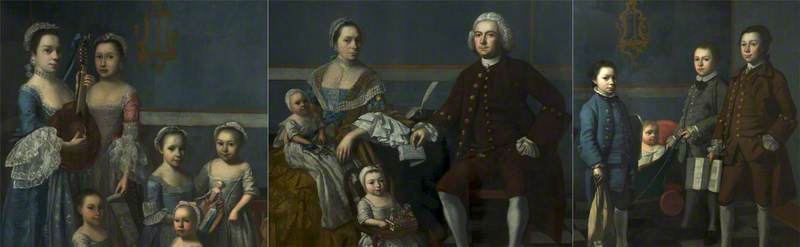 Thomas Greg of Belfast (1718–1796), and Family
