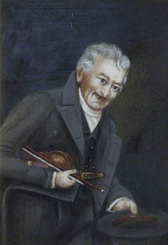 A Toothless Violinist