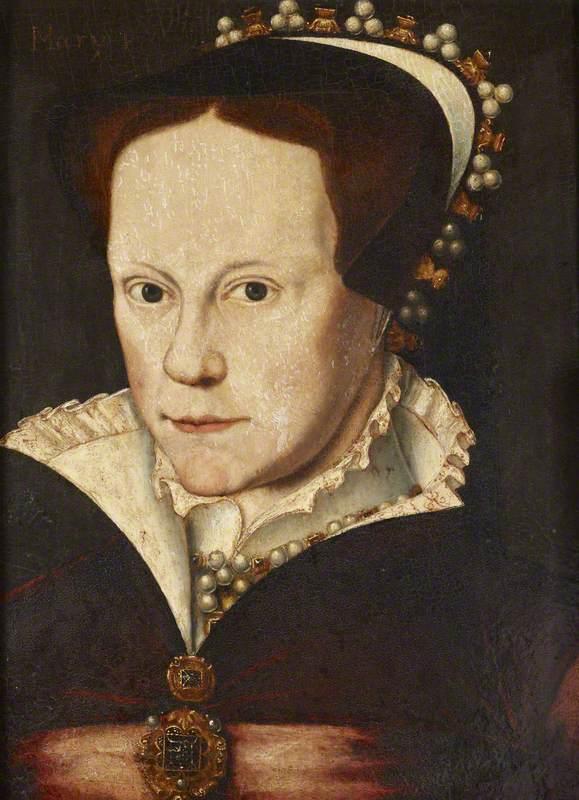 Mary I (1516–1558) (Mary Tudor)