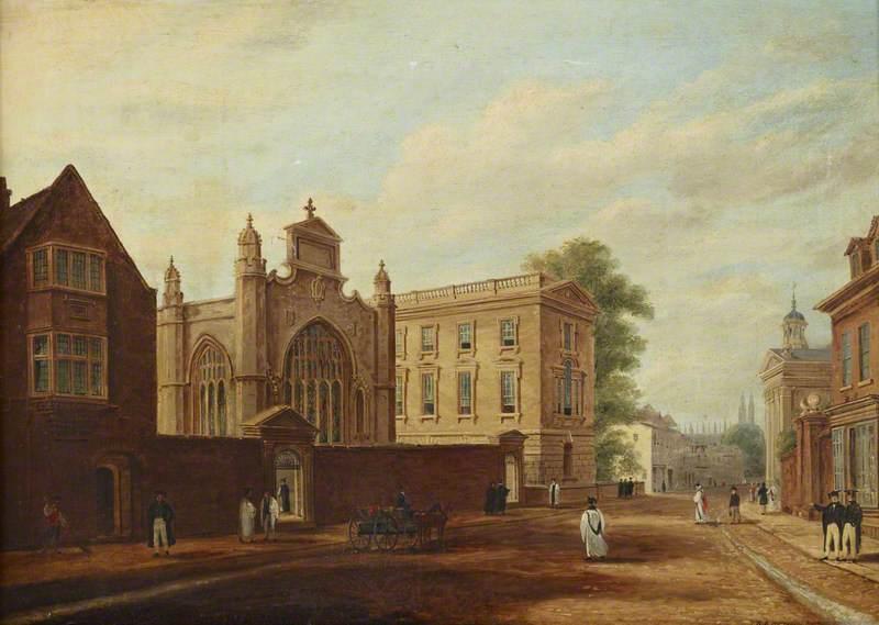 St Peter's College (Peterhouse), Cambridge