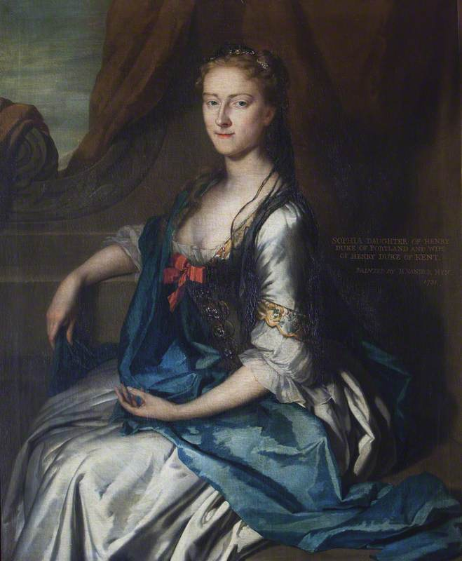 Lady Sophia Bentinck (d.1741), Duchess of Kent