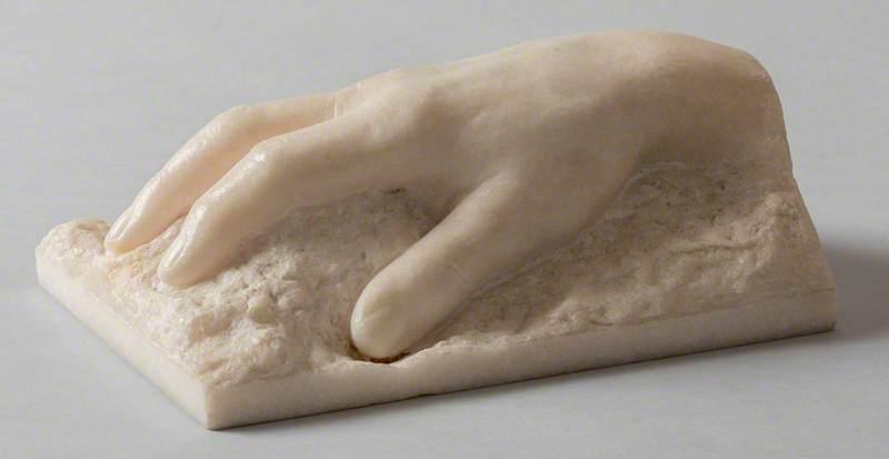 Hand and Wrist of George Bernard Shaw (1856–1950)