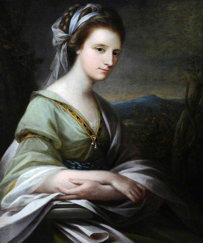 Lady Frances Greville (1744–1825), Lady Harpur