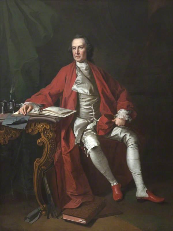 'Count' James 'Jimmy' Dagnia (1708/1709–1755)