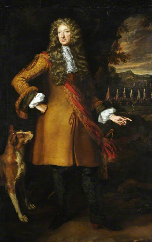 Colonel the Honourable John Russell (1620–1681)