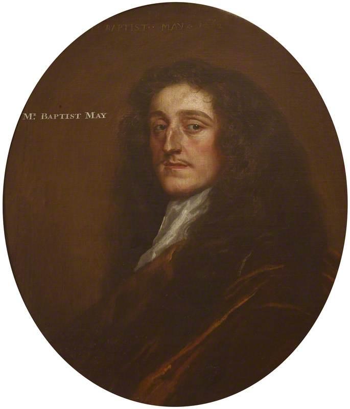 Baptist ('Bab') May (1628/1629–1698), MP