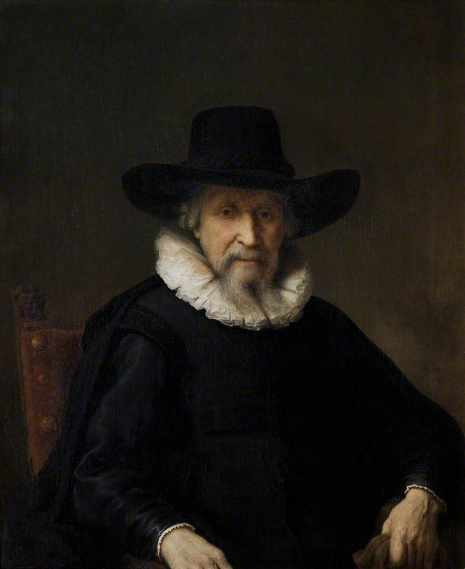 Head of an Old Man
