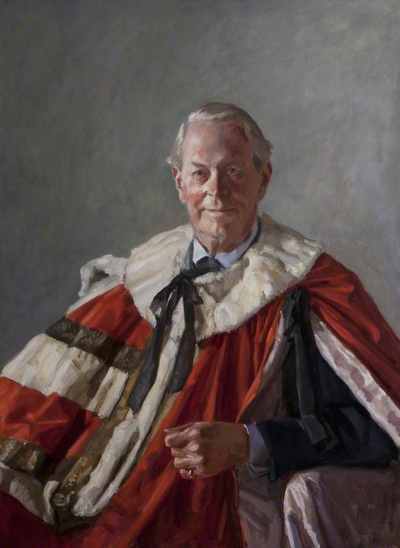 Francis John Nathaniel Curzon (1924–2000), 3rd Viscount Scarsdale