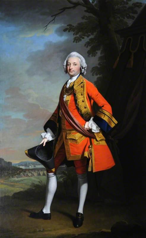 Colonel Edmund Winn (1709–1763)