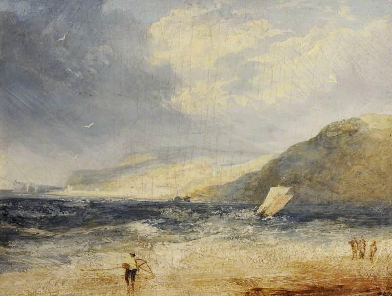 Shrimpers: Lyme Regis