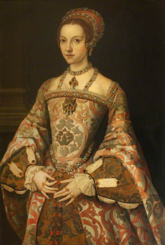 Queen Catherine Parr (1512–1548)