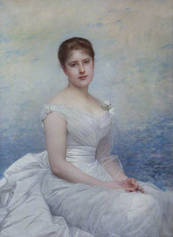 Frances Margaret Lawrance (d.1940), Lady Vernon