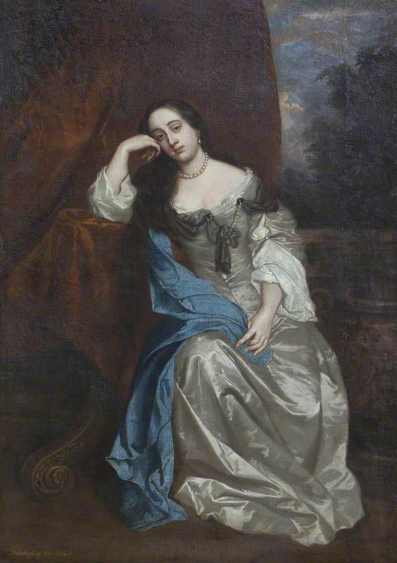 Barbara Villiers (1640–1709), Countess of Castlemaine and Duchess of Cleveland