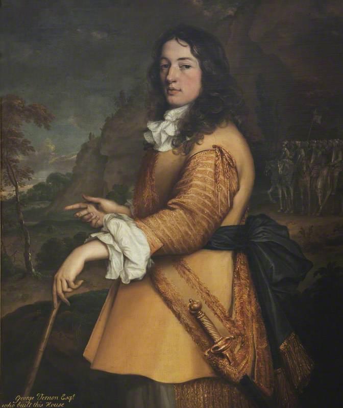 George Vernon (1636–1702), the Builder of Sudbury Hall