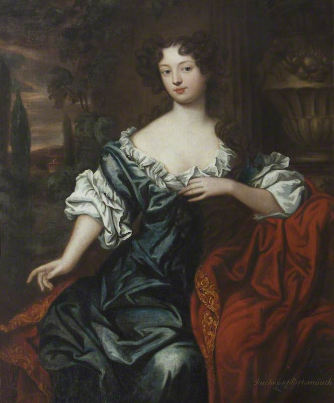 Louise Renée de Penancoët de Kérouaille (1649–1734), Duchess of Portsmouth