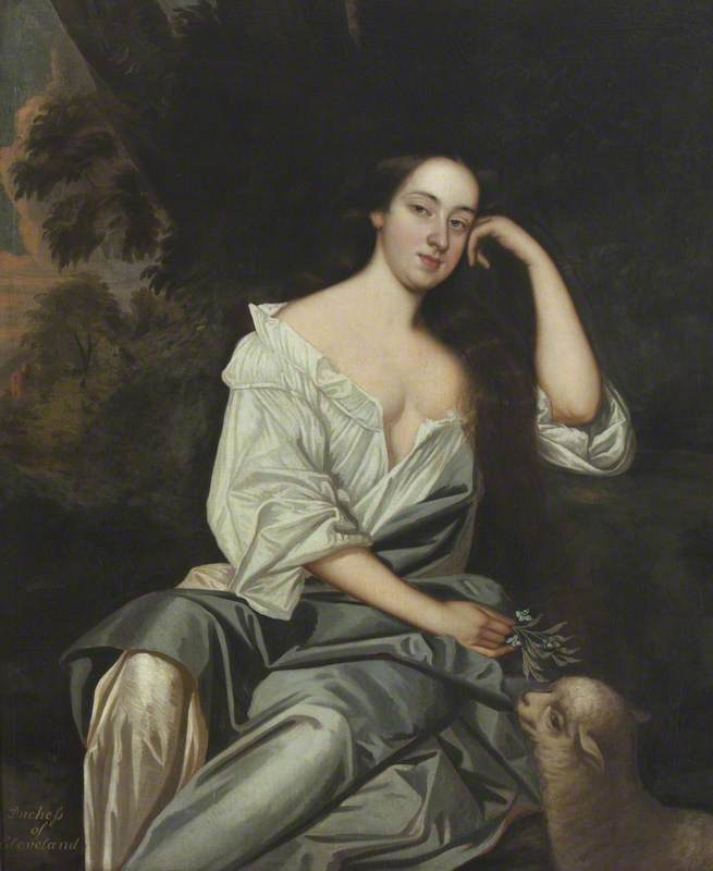 Called 'Barbara Villiers (1640–1709), Countess of Castlemaine and Duchess of Cleveland'