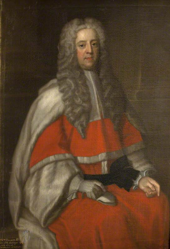 Sir William Thompson (1678–1739), MP