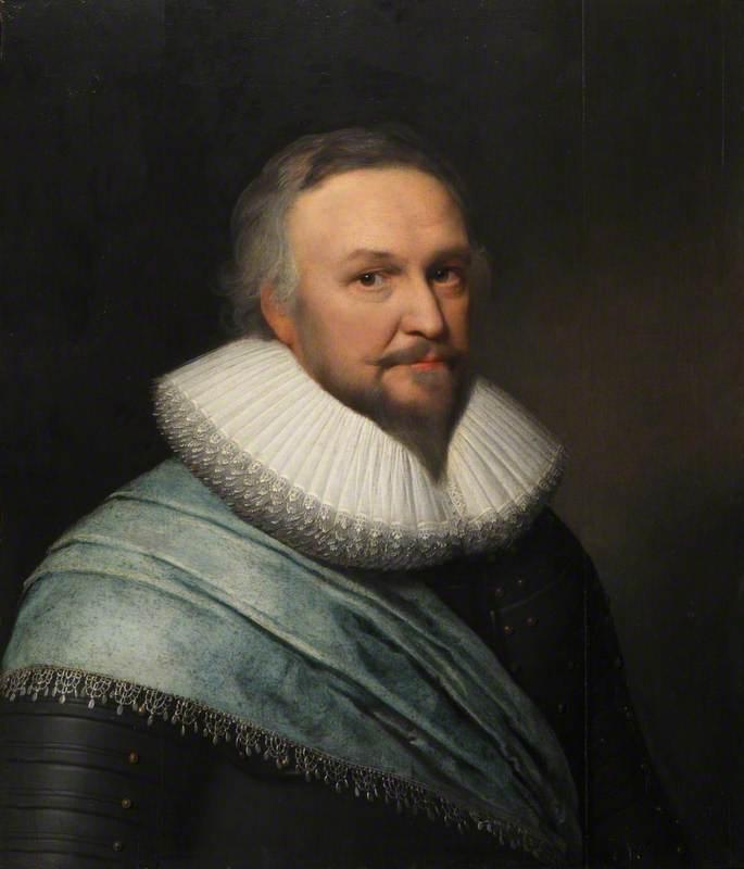 Sir Horatio de Vere (1565–1635), Baron Vere of Tilbury