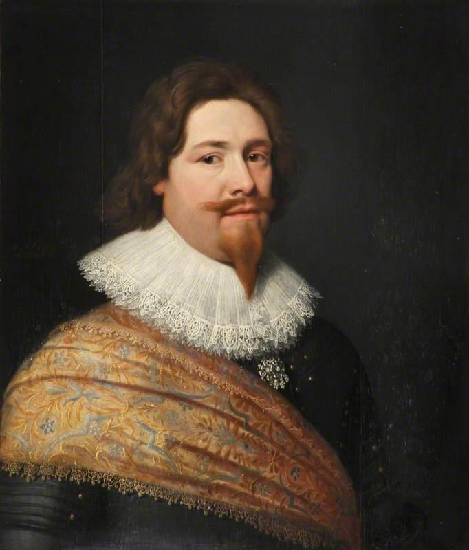 Duke Johann Ernst the Younger of Saxe-Weimar (1594–1626)
