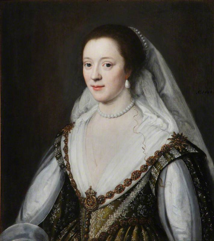 Frances Coke (1601–1645), Viscountess Purbeck
