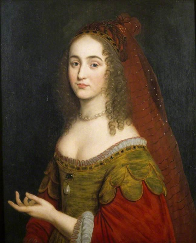Princess Henrietta Maria (1626–1651), Princess Palatine, Princess of Siebenbürgen, Transylvania