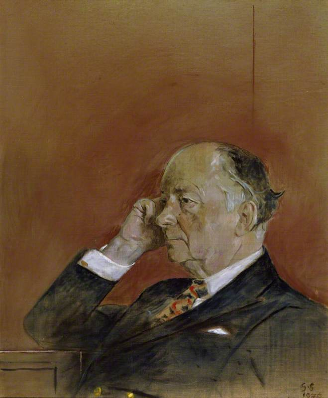 Sir Edward Langton Iliffe (1908–1996), 3rd Bt, 2nd Lord Iliffe