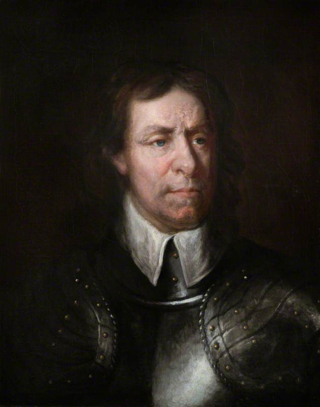 Oliver Cromwell (1599–1658), Lord Protector