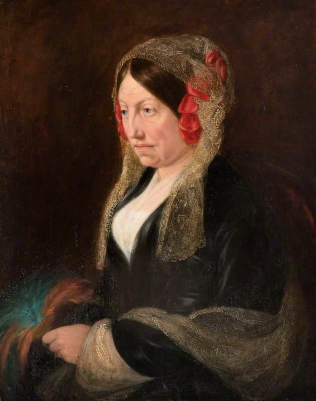 Dorothy Clutton (1791–1862), Mrs John Henry Whitmore-Jones