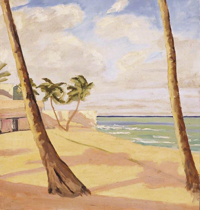 A Jamaican Beach
