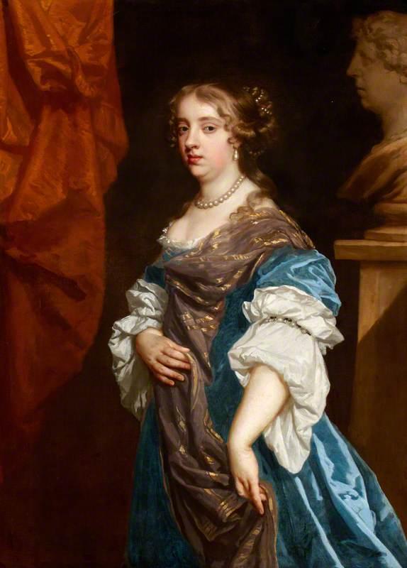 Lady Anna Maria Brudenell (1642–1702), Countess of Shrewsbury