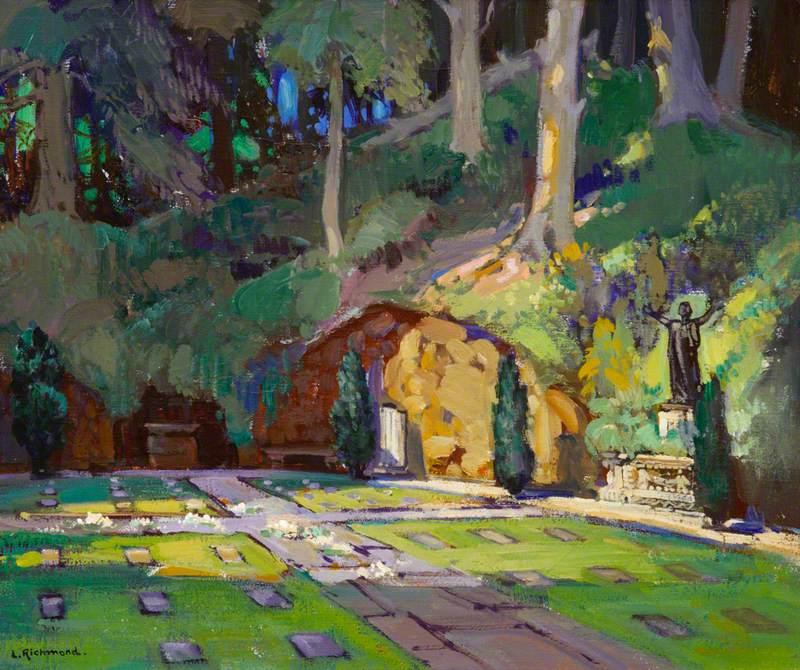 The Memorial Garden, Cliveden