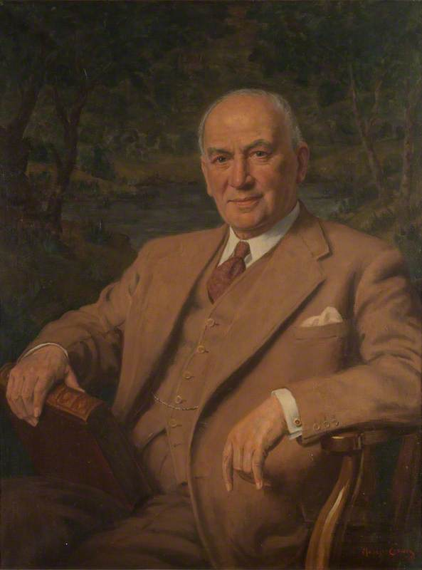 Sir Courtauld Greenwood Courtauld-Thomson (1865–1954), Baron Courtauld-Thomson CB, KBE