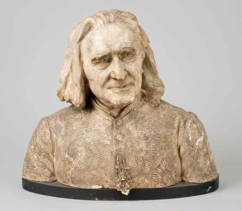 Abbé Franz Liszt (1811–1886)
